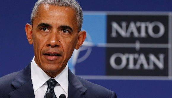 Obama anunció que desplegará un batallón con alrededor de 1.000 soldados estadounidenses aquí en Polonia, en régimen de rotación. Foto: Reuters.
