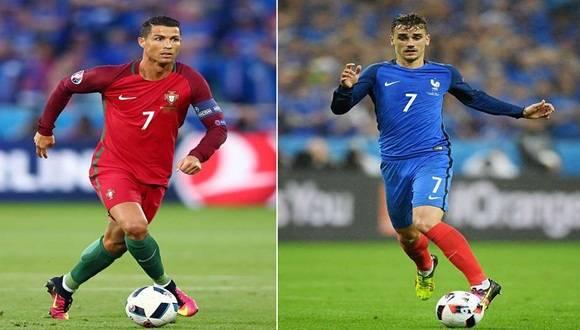 portugal vs francia eurocopa