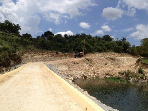 Presa de Arroyo Seco en las Montañas de Mayari Foto: Diana Acuña Riancho / Cubadebate