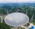 radiotelescopio China