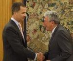 Rey Felipe VI inicia ronda de consultas con partidos políticos en España. Foto: ABC.
