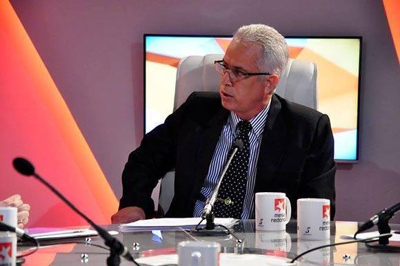 Msc. Jorge Polo Vázquez, Vicepresidente del INDER. Foto: Roberto Garaicoa/ Cubadebate.