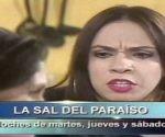 """Telenovela """"la Sal del paraíso"""", transmitida por la Televisión Cubana."""