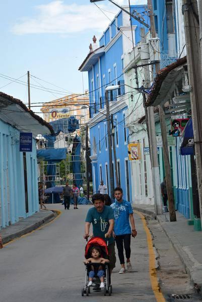 Vista de la ciudad de Sancti Spíritus, sede de las actividades centrales por el 26 de Julio, Día de la Rebeldía Nacional, Cuba, 24 de julio de 2016. ACN  FOTO/Osvaldo GUTIÉRREZ GÓMEZ/sdl