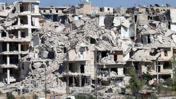 Más de 250.000 personas están atrapadas en la sitiada parte oriental de Alepo, donde corren el riesgo de morir de hambre.