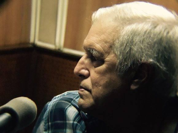Luis A. Montero Cabrera. Foto: María del Carmen Ramón/ Cubadebate