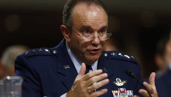 El excomandante de la OTAN Philip Breedlove