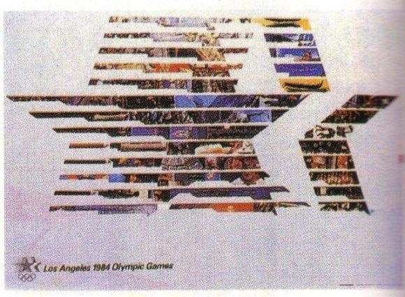 1.- Los Ángeles 1984