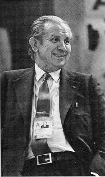 Juan Antonio Samaranch (1980-2001)
