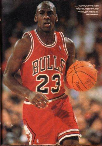 6.- Michael Jordan