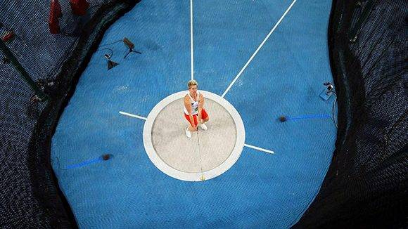 La polaca Anita Włodarczyk es la gran favorita para conquistar el oro en el lanzamiento del martillo.