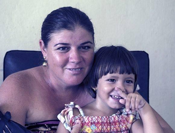Ariadna y Victoria. Foto: Claudia Yilén Paz Joa