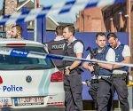 Ataque contra dos policías en Bélgica