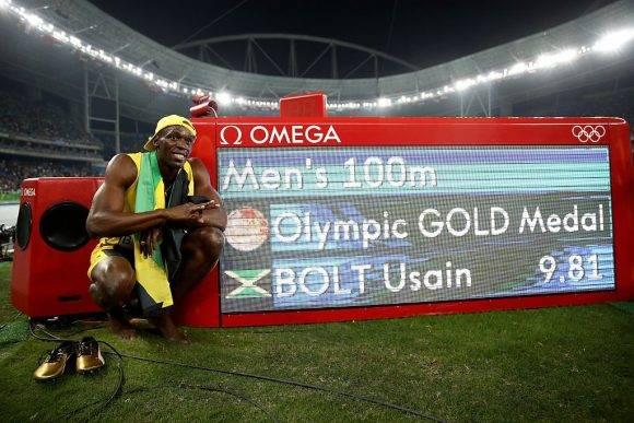 Bolt Oro frente al resultado