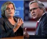 Bush y la Loba Feroz