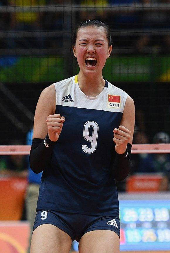 China le gana a Brasil en el femenino del volei