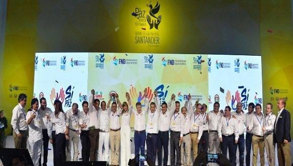 Colombia Cumbre gobernadores