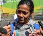 Dayaris Mestre luchará por ser la primera medallista de Cuba en Rio Foto: ACN/ Marcelino Vázquez.