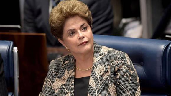 En Perú critican el golpe de estado a Dilma. Foto: AFP.