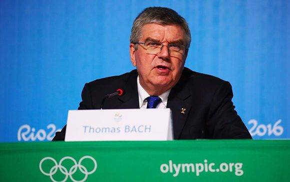 El Presidente del COI, Thomas Bach, hizoun balance sobre los Juegos Olímpicos de Río. Foto: Getty Images / Ker Robertson