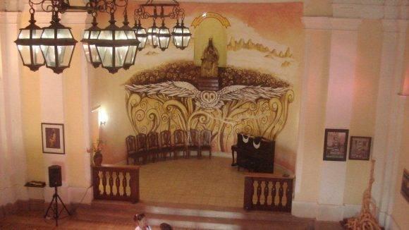 Ermita de Monserrate, en Matanzas. Foto: María Dolores López Vilorio / Cubadeebate