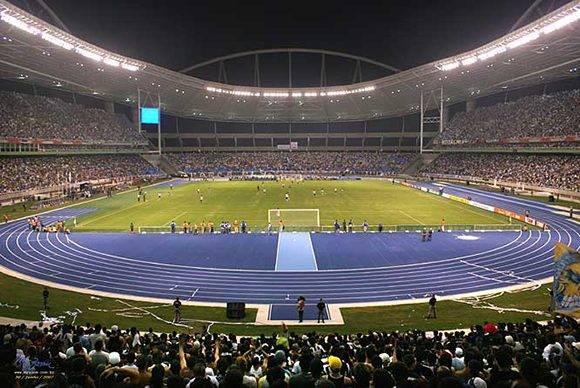 El estadio Joao Havelang acoge el atletismo en Rio-2016 y normalmente es la sede del club de fútbol Botafogo.