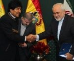 Evo Acuerdo Irán