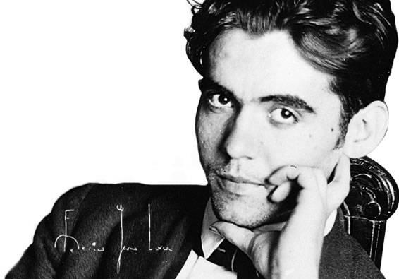 Federico García Lorca. Foto tomada de granada.nueva-acropolis.es.
