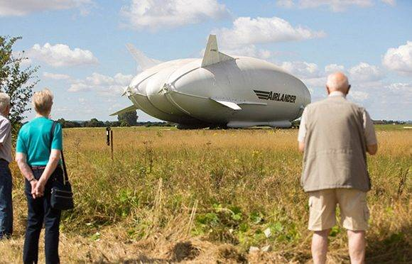 Flying Bum. Foto tomada de Daily Mail.