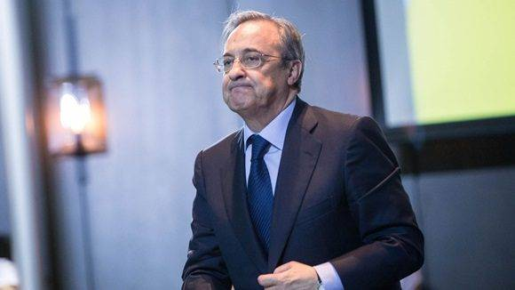 La gestión de Florentino Pérez se enfrenta con un nuevo desafío que involucra una cifra millonaria. Getty Images.