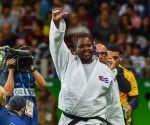 Idalys Ortiz estará un tiempo fuera del deporte para ser mamá, otros atletas se retirarán, Joel García llama la atención sobre el cambio generacional que enfrenta Cuba. Foto: Marcelino Vázquez/ ACN.