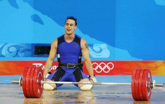 Ilya Ilin, monarca olímpico de Beijing 2008 en los 94 kg, podría perder su corona luego de conocerse sobre su dopaje, en la primera lista publicada por la IWF.