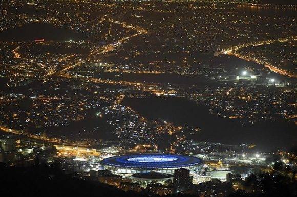 Inauguracion Juegos Olimpicos Rio de Janeiro