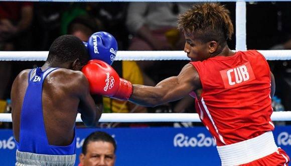 Argilagos ya es bronce olímpico. Foto: Marcelino Vázquez/ ACN.