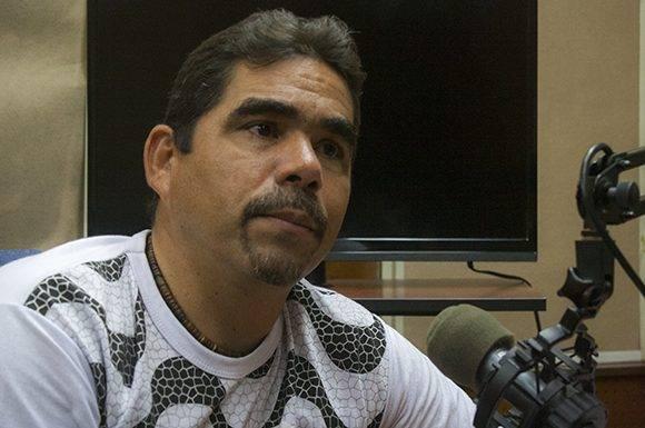 Joel García cree que Cuba podría perder el primer lugar centroamericano si no se prepara bien en el próximo año. Foto: José Raúl Concepción/ Cubadebate.
