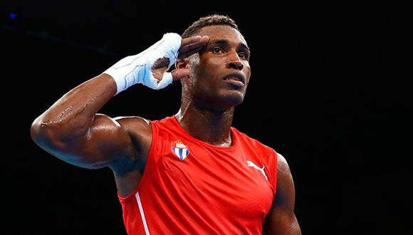 Boxeador camagüeyano La Cruz va por oro centrocaribeño