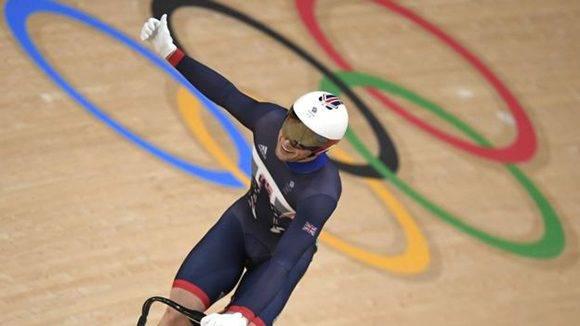 Jason Kenny ha ganado seis medallas de oro y una de plata en los tres Juegos Olímpicos en los que ha participado. Foto: Getty.