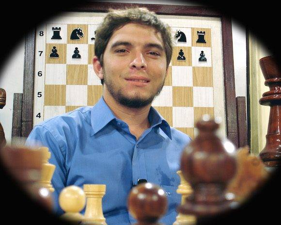 Lázaro Bruzón, campeón munial juvenil en 2000.