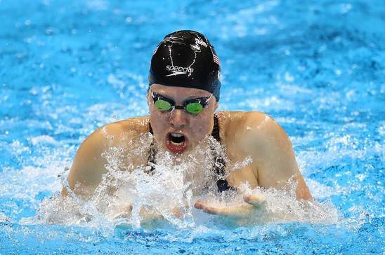 Lilly King oro olimpico