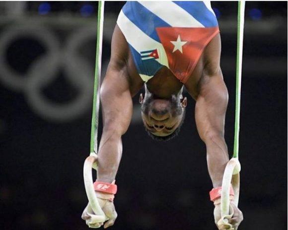 Cubano Manrique Larduet a tres finales olímpicas