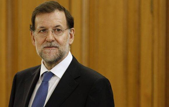 Mariano Rajoy. Foto: EFE.