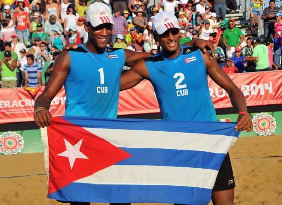 Nivaldo Díaz y Sergio González. Foto: Juventud Rebelde.