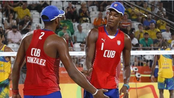 Nivaldo y Sergio en Rio de Janeiro