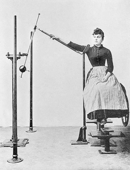 Recuperación de la movilidad en las articulaciones. Foto: Digital Museum.