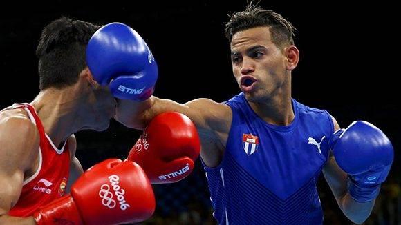 Robeisy Ramirez, uno de los campeones de Cuba en Rio-2016. Foto: Reuters.