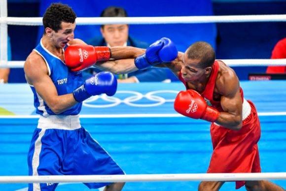 Robson Conceicao oro olímpico en boxeeo