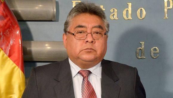 Rodolfo Illanes reemplaza a Marcelo Elío como Viceministro del Interior