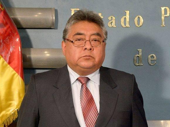 Rodolfo Illanes, Viceministro del Interior de Bolivia, fue asesinado. Foto: AFKA.