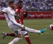 Por el Real Madrid debutaron figuras importantes en la pretemporada, pero se espera que tengan numerosas bajas para la Súpercopa de Europa ante el Sevilla.