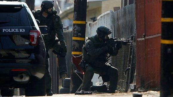 Toma de rehenes en Estados Unidos. Foto: Mike Blake/ Reuters.